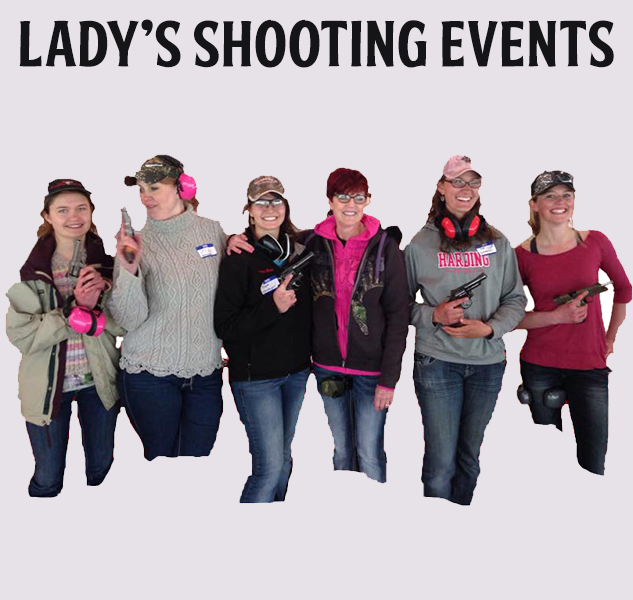 Lady's Shooting Events